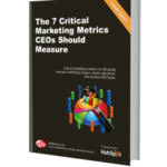 Marketing Communications | Strategy | CEO's Guide to Marketing Metrics | DB Marcom